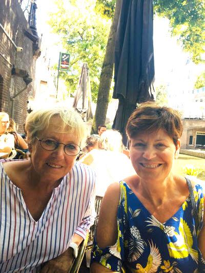 Mieke en Annemie