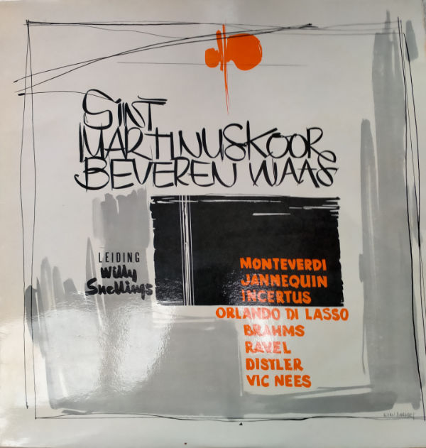 LP Sint-Martinuskoor 1969